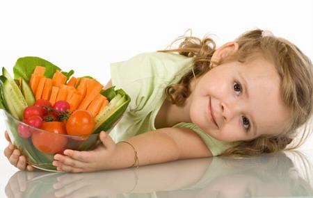 Recomendaciones de macrobiótica para la obesidad infantil