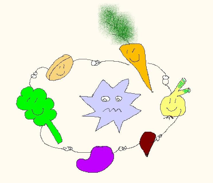 toxinas y alimentacion macrobiotica