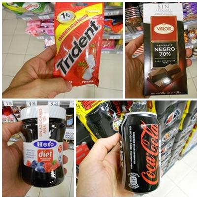 productos con aspartamo , no macrobiótica