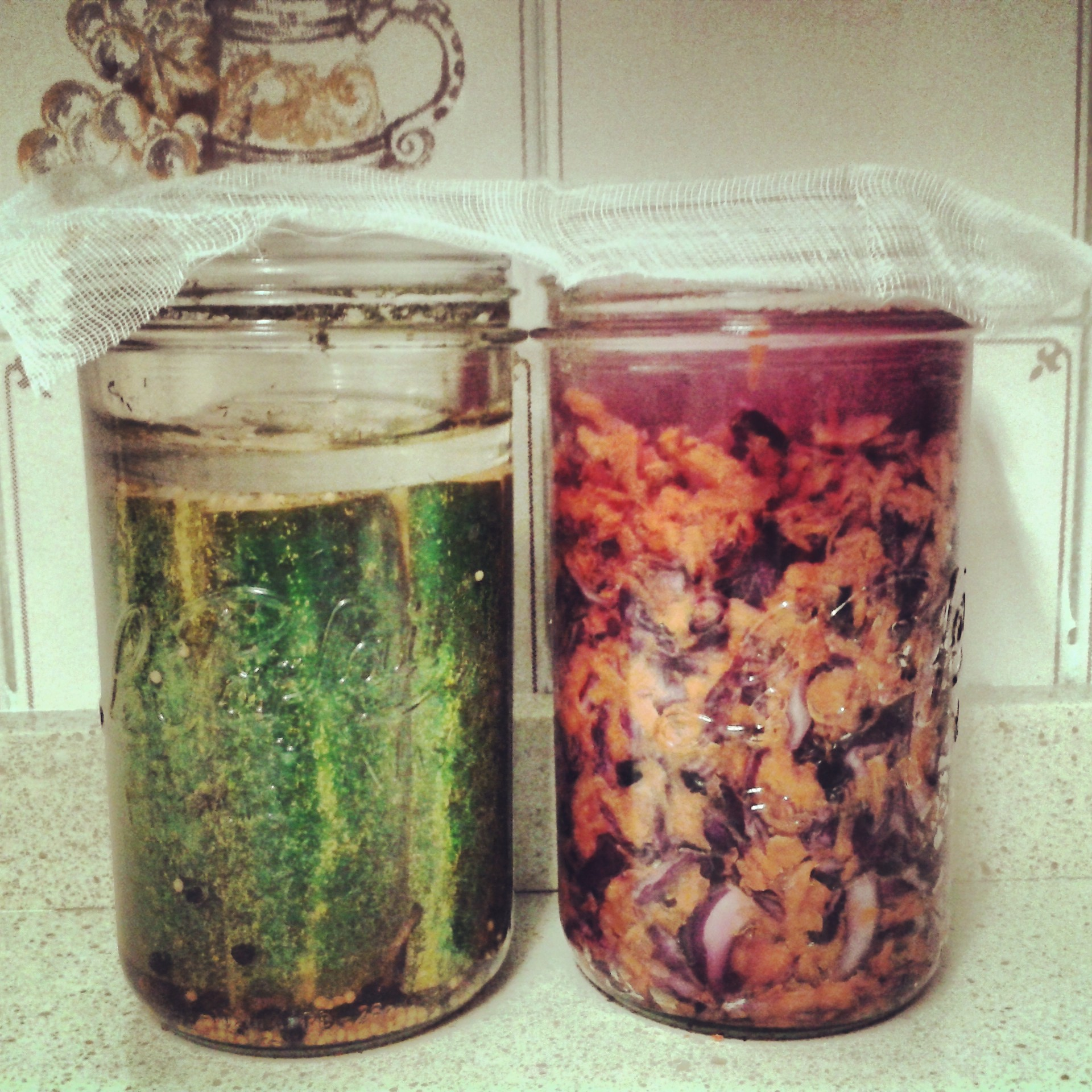 pickles en macrobiótica