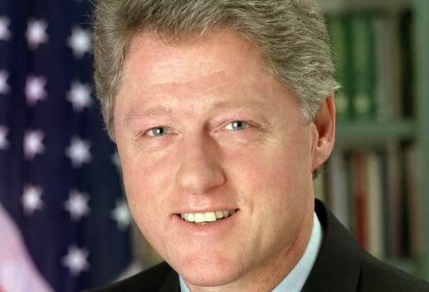 Bill Clinton come macrobiótica