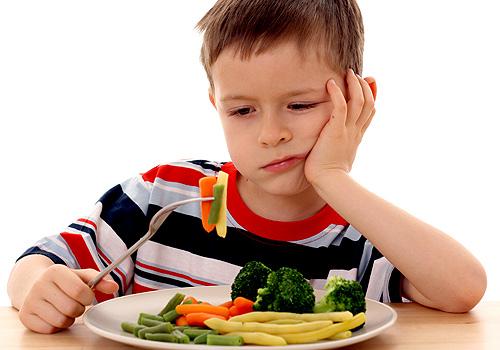 Macrobiotica sana para niños