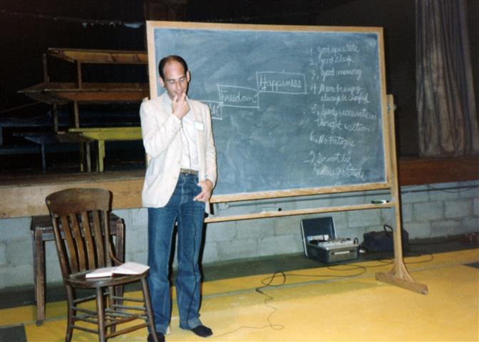 Profesor macrobiótico