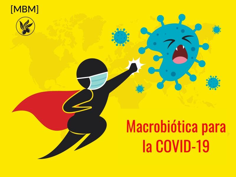 macrobiotica en el coronavirus