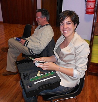 Blanca MYBI ingenieria charla macrobiótica