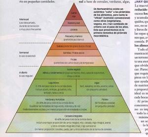 piramide integral de macrobiótica