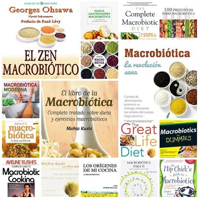 libros de macrobiotica mediterranea